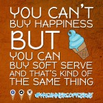 Vida Longa YOU CANT BUY HAPPINESS - from #mysummersoftserve campaign