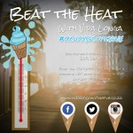 Beat the heat - from #mysummersoftserve campaign