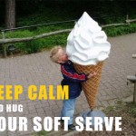 calm-soft-serve - from #mysummersoftserve campaign