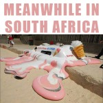 meanwhile in south africa - from #mysummersoftserve campaign